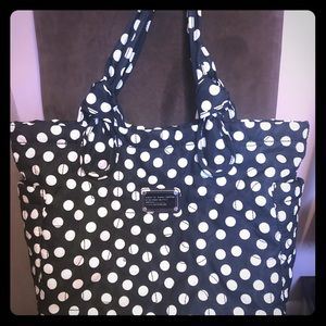 Marc by Marc Jacobs Polka Dot Tate Tote